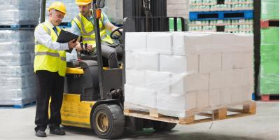 Top 3 Features & Benefits of Maximal™ Forklifts, Anchorage, Alaska