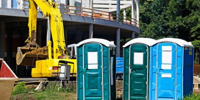What Are the OSHA Requirements for Bathrooms on Job Sites?, Ironton, Ohio