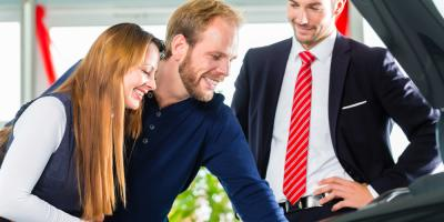 Why You Should Go to a Car Dealership — Not a Private Seller, Pittsburgh, Pennsylvania