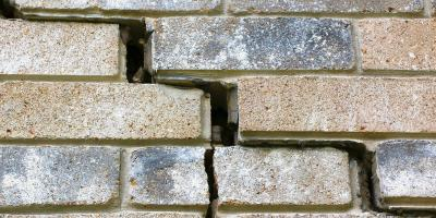 5 Signs Your Home Needs Foundation Repairs, Pond Creek, Kentucky