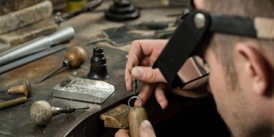 8 Steps of Start to Finish Jewelry Manufacturing, Manhattan, New York