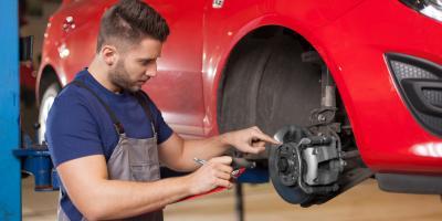 4 Telltale Sounds That Require Brake Repair, Elizabethtown, Kentucky