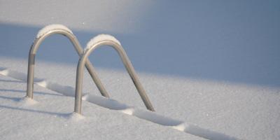 How to Prevent Swimming Pool Damage This Winter, Cincinnati, Ohio