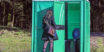 3 Essential Port-a-Potty Etiquette Rules, Gridley, California