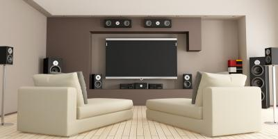 How to Improve the Acoustics in Your Home Theater, Montgomery, Ohio