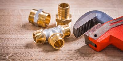 A Brief Homeowner's Guide to Fittings & Couplings, Irondequoit, New York