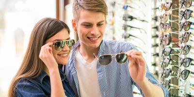 5 Reasons to Always Wear Sunglasses, Dothan, Alabama