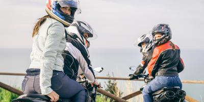 The Top 3 Reasons to Purchase Motorcycle Insurance, Mount Healthy, Ohio