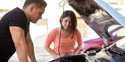 5 Common Types of Car Leaks, Amber-Cheney South, Washington