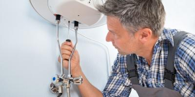 A Plumber's 4 Tips for Water Heater Leak Prevention, West Chester, Ohio