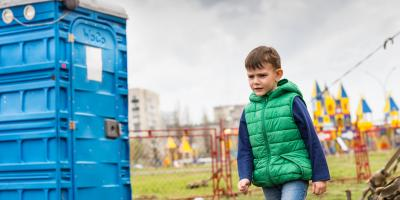 Help Your Child Use a Portable Toilet Rental With These 4 Tips, South Fork, Missouri