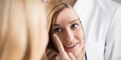 3 Eye Care Tips for Adjusting to Your New Contact Lenses, Las Vegas, Nevada