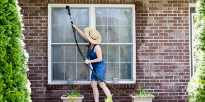 Can Windows Be Pressure Washed?, North Bethesda, Maryland