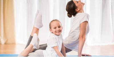 3 Reasons to Take a Gymnastics Class With Your Child, Savage, Maryland