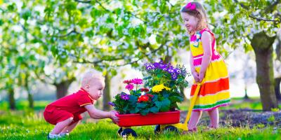 3 Ways to Interest Your Child in Gardening, Anchorage, Alaska