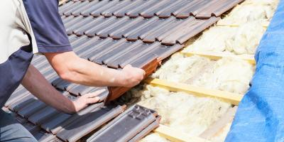 4 Common Materials for a New Roof, Chillicothe, Ohio