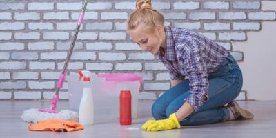 3 Realtor®-Approved Tips for Cleaning Your Rental Property Before You Leave, Torrington, Connecticut