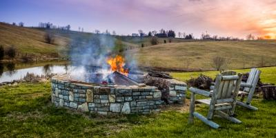 Furniture Store's 5 Fire Pit Safety Tips, Midland, Texas