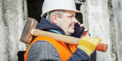 3 Questions to Ask Before Residential Demolition, Chillicothe, Ohio