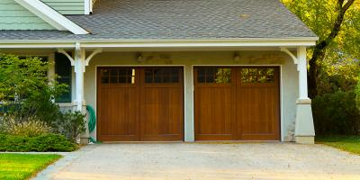 How to Choose a Garage Door for Your Home, Creston-Bigfork, Montana