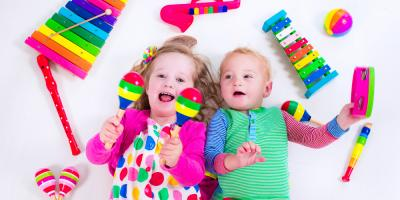 3 Powerful Benefits of Music in a Child Care Center Classroom, Anchorage, Alaska