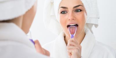 What to Know About Brushing Your Tongue, Rush, New York
