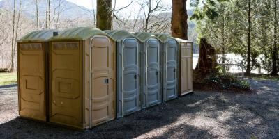 How to Determine the Number of Portable Toilets for an Event, Ironton, Ohio