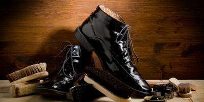 A Brief History of Shoe Repair , Brighton, New York