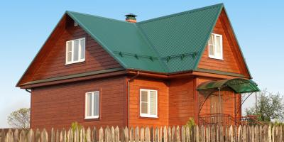 4 Green Qualities of Metal Roofing, Cedar Hill, Texas