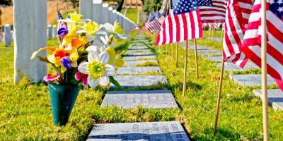 Can You Plant Flowers Around Grave Markers?, Willimantic, Connecticut
