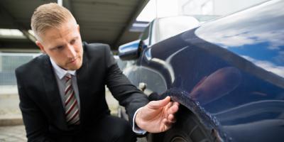 Common Causes of Auto Paint Damage, Columbia Falls, Montana
