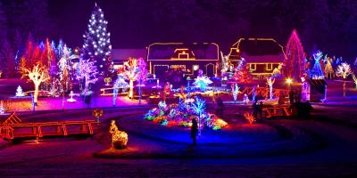 Light Up the Holidays With a Magical Display at Plainview Shopping Centre, Oyster Bay, New York