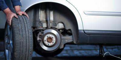 3 Signs You Need New Tires, Paterson, New Jersey