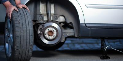 3 Signs Your Tire Pressure Is Low, Anchorage, Alaska
