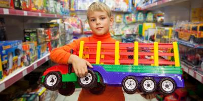 Toy Store on Steering Kids Away From Electronics, Mamaroneck, New York