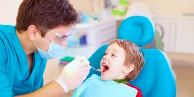 When Should My Child Go to the Dentist for the First Time?, Onalaska, Wisconsin