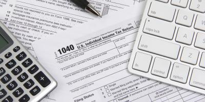 A Financial Consultant's Advice About Planning for the Coming Tax Year, Covington, Kentucky