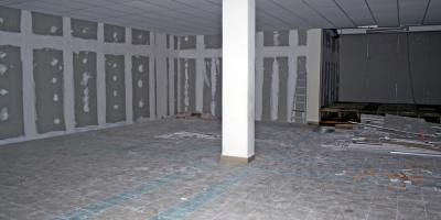 5 Advantages of a Poured Concrete Basement, Fairport, New York