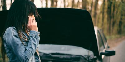 4 Reasons You Might Need Roadside Assistance, Wapakoneta, Ohio