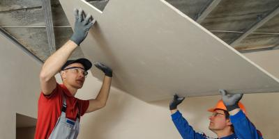 An Introduction to Drywall Water Damage, Fort Worth, Texas