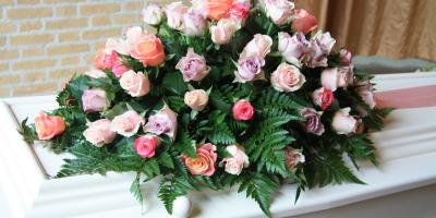 A Guide to Flowers for Funerals, Canandaigua, New York
