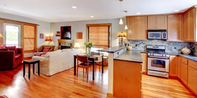 How to Choose Flooring for an Open Home Layout, Prairie du Chien, Wisconsin