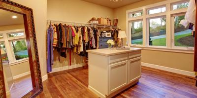 Why You Should Have an Island in Your Walk-in Closet, Covington, Kentucky