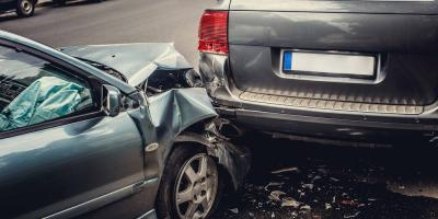 5 Essential Steps to Take If You're Involved in a Motor Vehicle Collision, Anchorage, Alaska