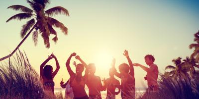 How to Throw the Perfect Beach Party, Ewa, Hawaii