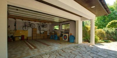 How to Prepare for Your Garage Door Installation, Blaine, Minnesota
