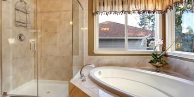 The Do's & Don'ts of Maintaining Glass Shower Doors, Spring Valley, New York