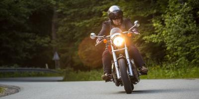 What You Should Know About Motorcycle Helmet Laws & Injuries, Winston-Salem, North Carolina
