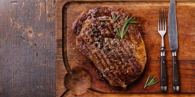 Top 3 Cuts of Steak, Russellville, Arkansas