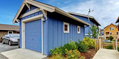 3 Amazing Benefits of a Detached Garage, St. Paul, Minnesota